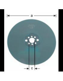 Disc pentru debitare metal...