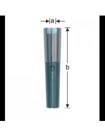 Bucsa elastica 6.35 x 70.2 M8